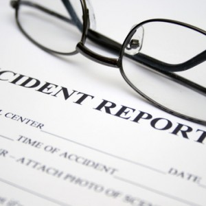 Accident report