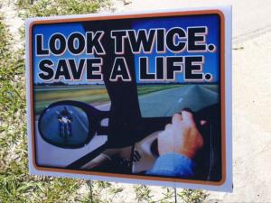 think twice safe a life